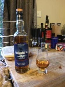 Armorik Double Maturation Bottle & Glass